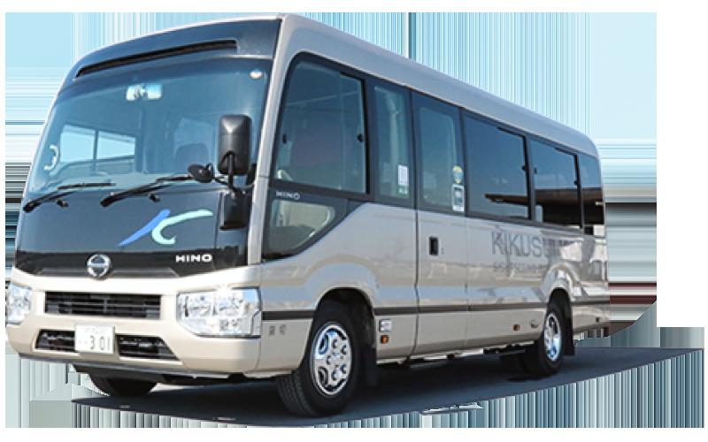小型バス301