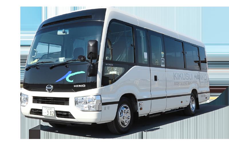 小型バス302