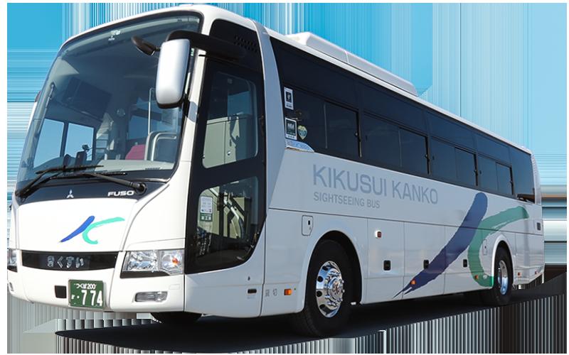 大型バス774